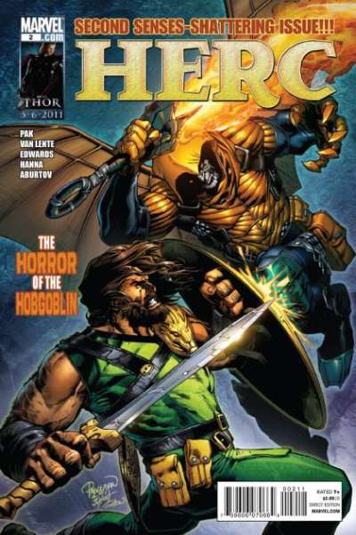 Herc #2 comic books - cover scans photos Herc #2 comic books - covers, picture gallery