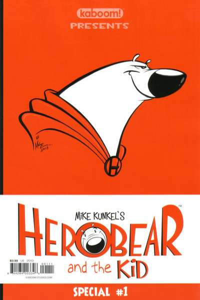Herobear and the Kid #1 comic books for sale