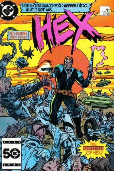 Hex comic books