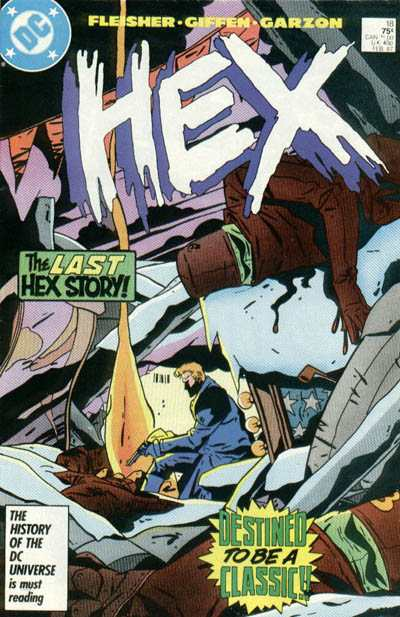 Hex #18 comic books for sale