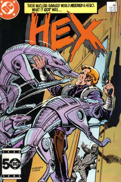 Hex #2 comic books for sale