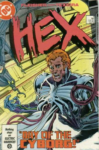 Hex #9 comic books for sale