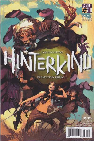 Hinterkind Comic Books. Hinterkind Comics.