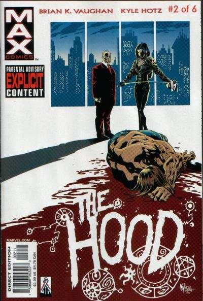Hood #2 Comic Books - Covers, Scans, Photos  in Hood Comic Books - Covers, Scans, Gallery