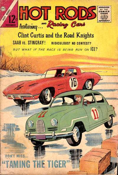 Hot Rods and Racing Cars #71 Comic Books - Covers, Scans, Photos  in Hot Rods and Racing Cars Comic Books - Covers, Scans, Gallery