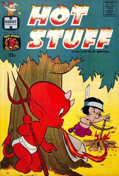 Hot Stuff: The Little Devil #43 comic books for sale