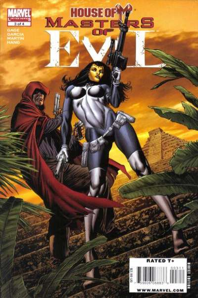 House of M: Masters of Evil #3 Comic Books - Covers, Scans, Photos  in House of M: Masters of Evil Comic Books - Covers, Scans, Gallery