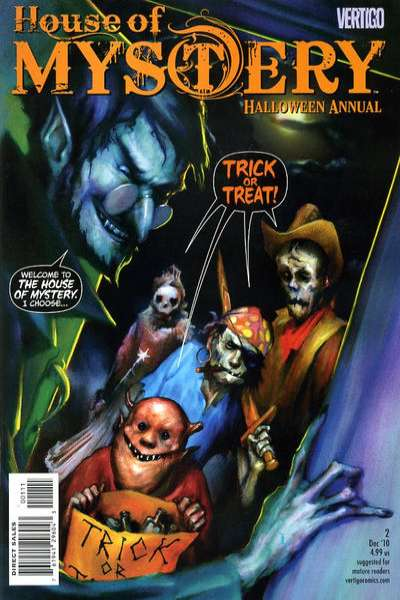 House of Mystery #2 comic books for sale