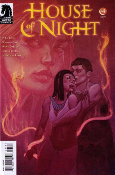 House of Night #4 Comic Books - Covers, Scans, Photos  in House of Night Comic Books - Covers, Scans, Gallery