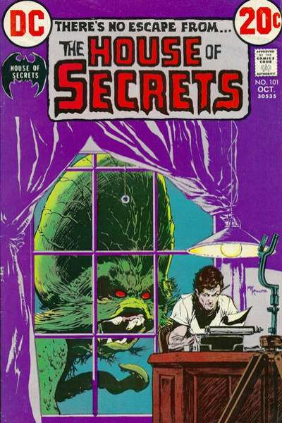 House of Secrets #101 comic books for sale