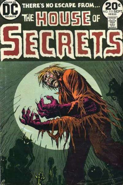 House of Secrets #111 comic books for sale