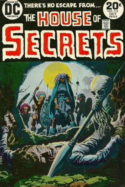 House of Secrets #112 comic books for sale