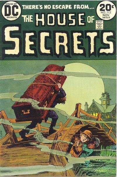 House of Secrets #113 comic books for sale