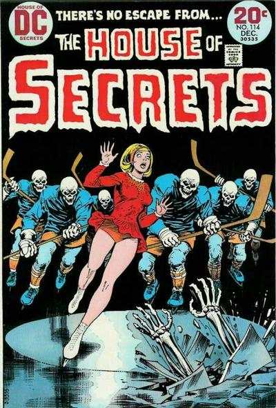 House of Secrets #114 comic books for sale