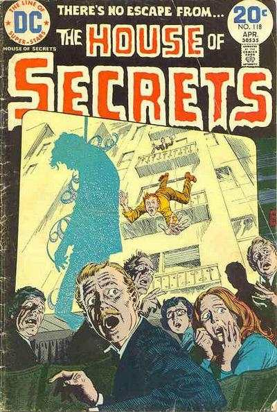 House of Secrets #118 comic books for sale