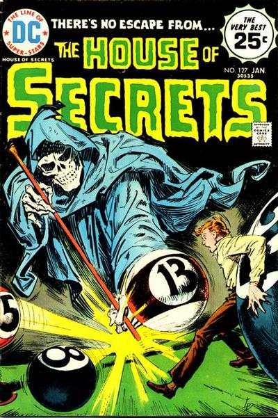 House of Secrets #127 comic books for sale