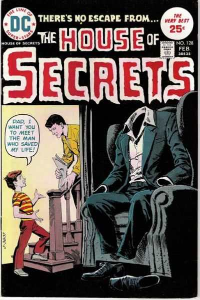 House of Secrets #128 comic books for sale