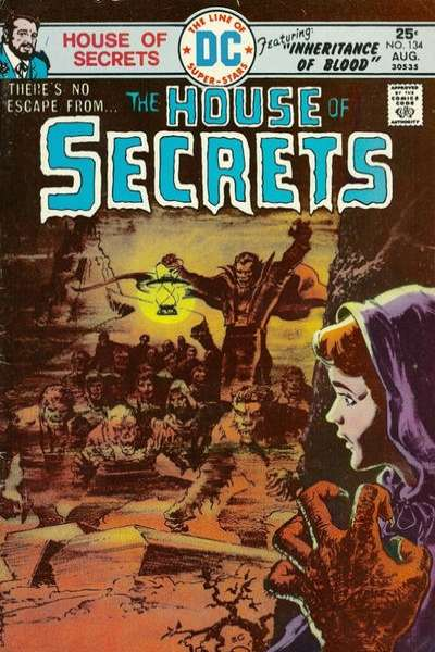 House of Secrets #134 comic books for sale