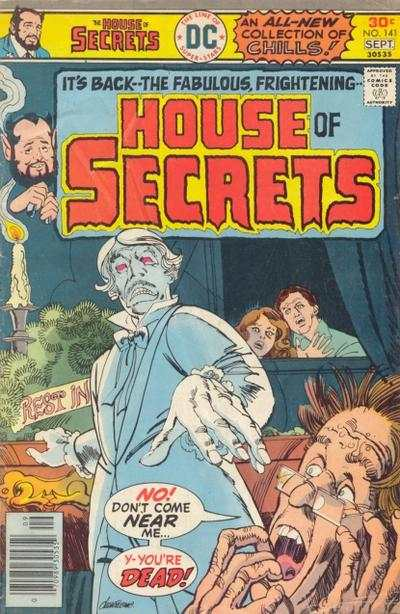 House of Secrets #141 comic books for sale