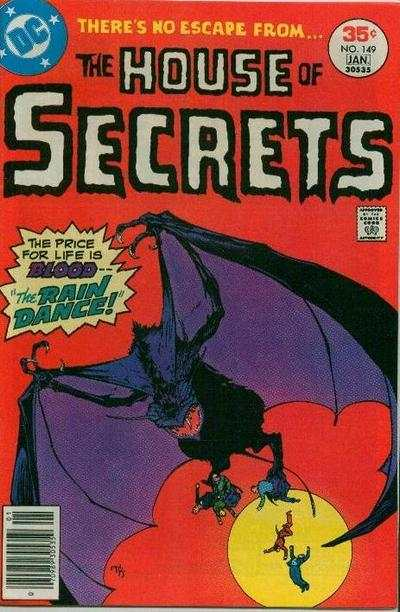 House of Secrets #149 comic books for sale