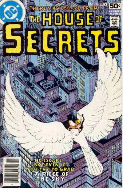 House of Secrets #154 comic books for sale