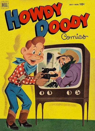 Howdy Doody #17 Comic Books - Covers, Scans, Photos  in Howdy Doody Comic Books - Covers, Scans, Gallery