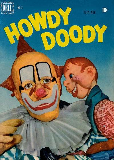 Howdy Doody #3 Comic Books - Covers, Scans, Photos  in Howdy Doody Comic Books - Covers, Scans, Gallery