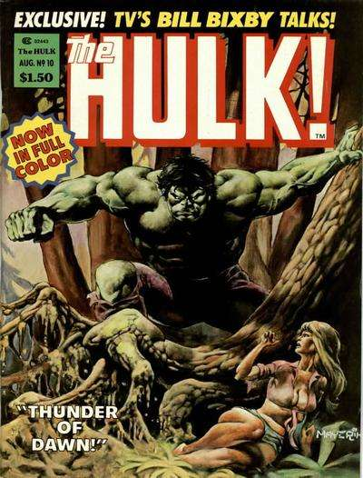 Hulk #10 comic books - cover scans photos Hulk #10 comic books - covers, picture gallery