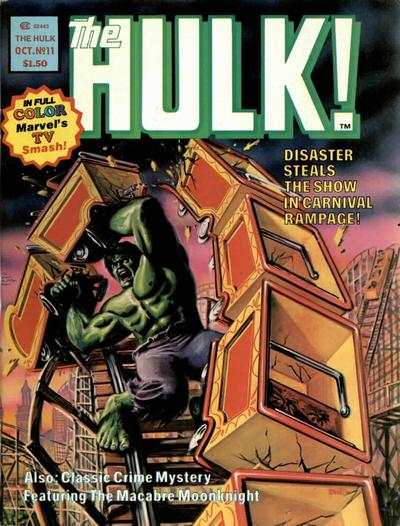 Hulk #11 comic books - cover scans photos Hulk #11 comic books - covers, picture gallery