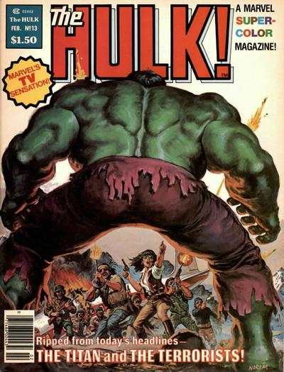 Hulk #13 Comic Books - Covers, Scans, Photos  in Hulk Comic Books - Covers, Scans, Gallery