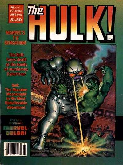 Hulk #15 comic books - cover scans photos Hulk #15 comic books - covers, picture gallery
