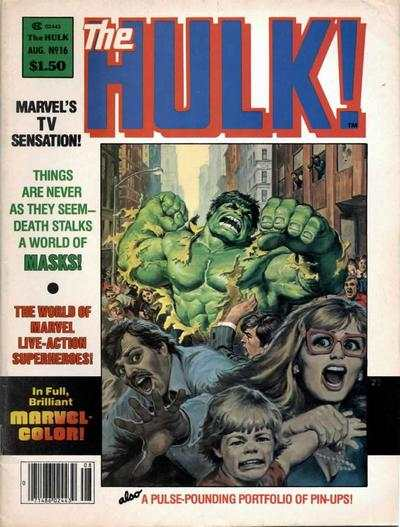 Hulk #16 Comic Books - Covers, Scans, Photos  in Hulk Comic Books - Covers, Scans, Gallery