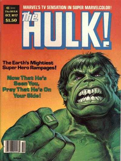 Hulk #17 comic books for sale