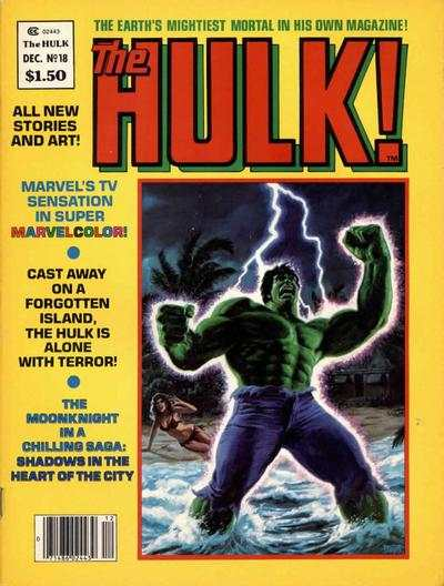 Hulk #18 Comic Books - Covers, Scans, Photos  in Hulk Comic Books - Covers, Scans, Gallery