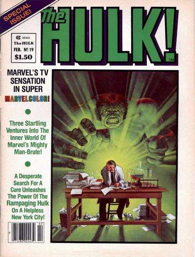 Hulk #19 Comic Books - Covers, Scans, Photos  in Hulk Comic Books - Covers, Scans, Gallery