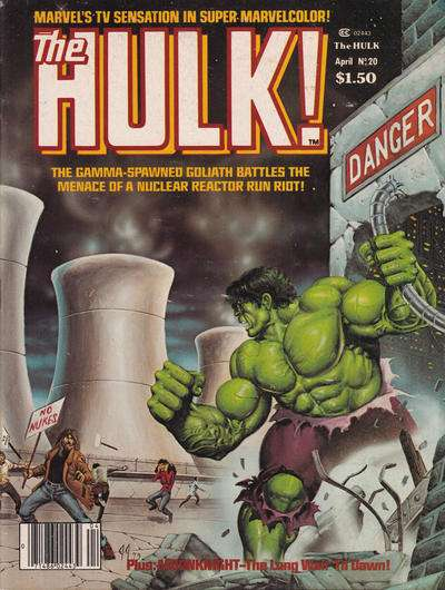Hulk #20 Comic Books - Covers, Scans, Photos  in Hulk Comic Books - Covers, Scans, Gallery