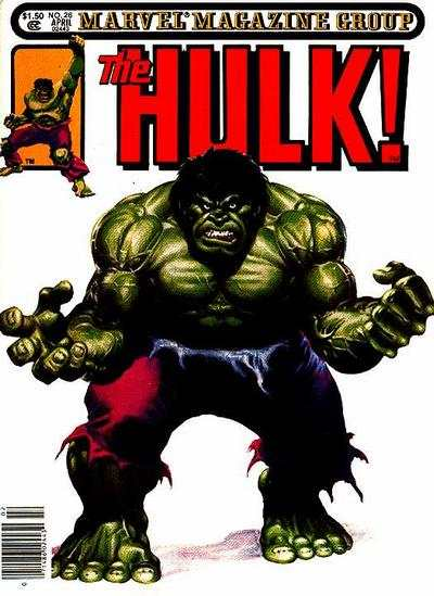Hulk #26 Comic Books - Covers, Scans, Photos  in Hulk Comic Books - Covers, Scans, Gallery