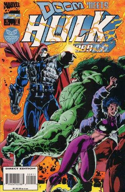 Hulk 2099 #9 comic books - cover scans photos Hulk 2099 #9 comic books - covers, picture gallery