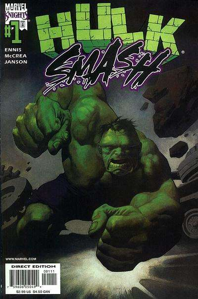 Hulk Smash Comic Books. Hulk Smash Comics.