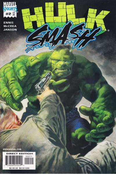 Hulk Smash #2 comic books for sale