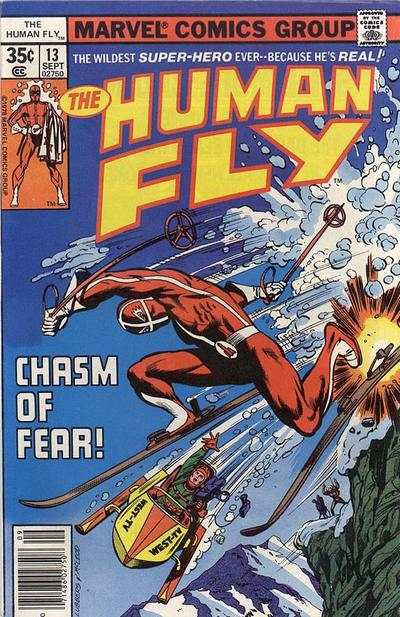 Human Fly #13 comic books for sale