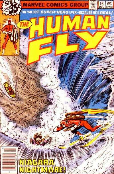 Human Fly #16 comic books for sale