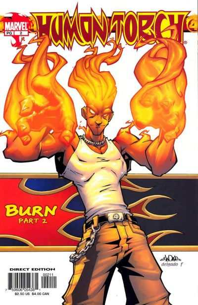 Human Torch #2 comic books - cover scans photos Human Torch #2 comic books - covers, picture gallery