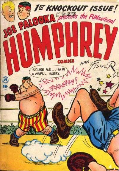 Humphrey Comics comic books