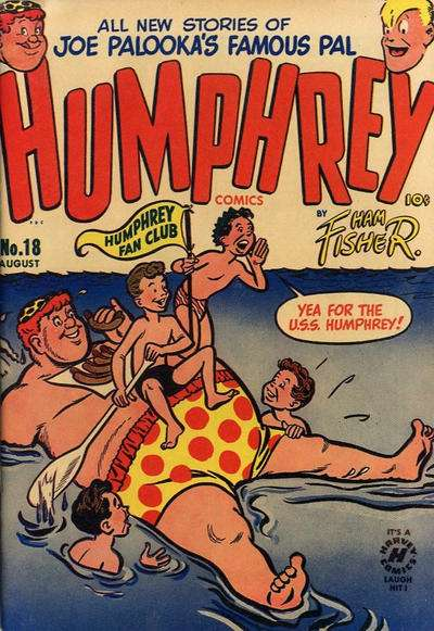 Humphrey Comics #18 comic books - cover scans photos Humphrey Comics #18 comic books - covers, picture gallery