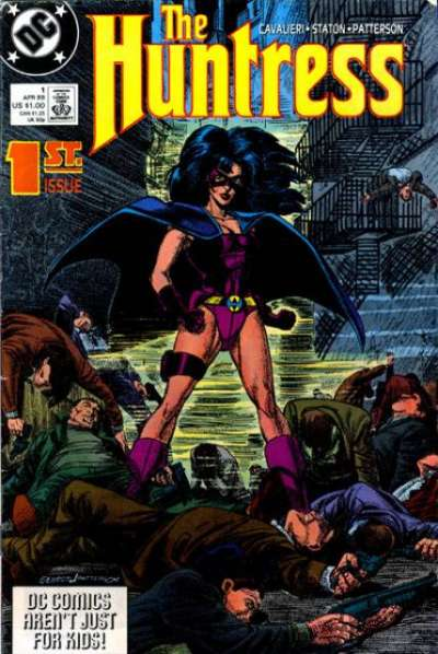 Huntress Comic Books. Huntress Comics.