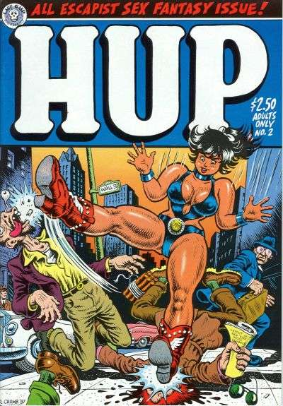 Hup #2 comic books for sale