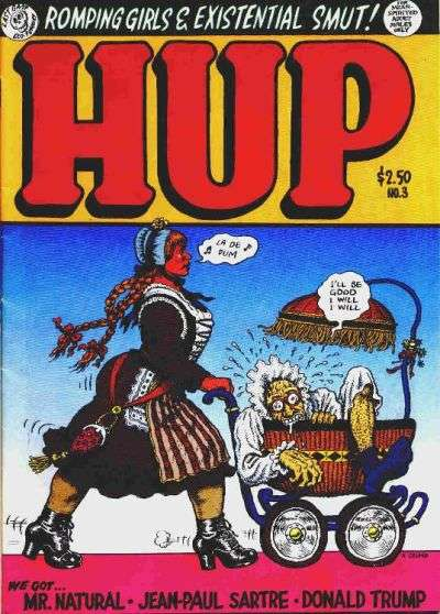 Hup #3 comic books for sale