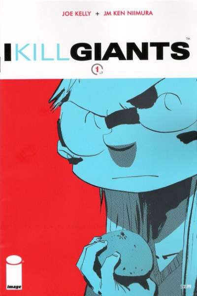 I Kill Giants comic books