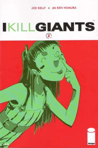 I Kill Giants #2 Comic Books - Covers, Scans, Photos  in I Kill Giants Comic Books - Covers, Scans, Gallery